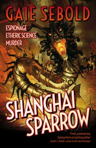 Shanghai Sparrow Cover